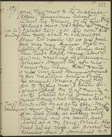 May Bragdon Diary, November 25, 1893 – November 27, 1893, p. 277