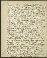May Bragdon Diary, November 30, 1893, p. 282