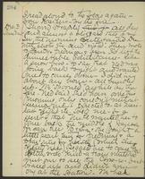 May Bragdon Diary, December 2, 1893 – December 3, 1893, p. 284