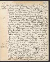 May Bragdon Diary, December 8, 1893 – December 9, 1893, p. 287