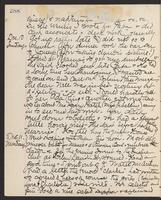 May Bragdon Diary, December 9, 1893 – December 11, 1893, p. 288