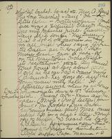 May Bragdon Diary, December 25, 1893 – December 26, 1893, p. 295