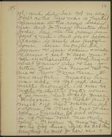 May Bragdon Diary, April 30, 1895, p. 19
