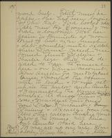 May Bragdon Diary, May 1, 1895 – May 2, 1895, p. 21