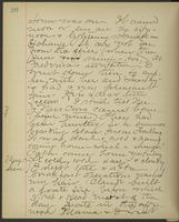 May Bragdon Diary, May 11, 1895 – May 12, 1895, p. 30