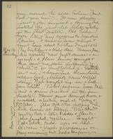 May Bragdon Diary, May 15, 1895 – May 16, 1895, p. 32