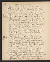 May Bragdon Diary, May 17, 1895 – May 19, 1895, p. 34