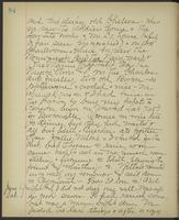 May Bragdon Diary, May 31, 1895 – June 1, 1895, p. 84