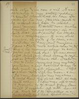 May Bragdon Diary, June 4, 1895 – June 5, 1895, p. 91