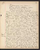 May Bragdon Diary, June 8, 1895 – June 9, 1895, p. 95