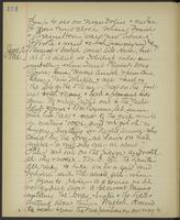 May Bragdon Diary, June 11, 1895 – June 12, 1895, p. 104