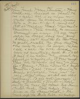 May Bragdon Diary, June 23, 1895, p. 115