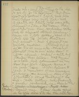 May Bragdon Diary, June 30, 1895 – July 1, 1895, p. 122