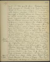 May Bragdon Diary, July 4, 1895 – July 6, 1895, p. 125