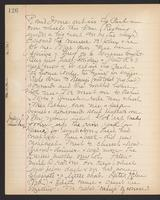 May Bragdon Diary, July 6, 1895 – July 7, 1895, p. 126
