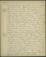 May Bragdon Diary, July 7, 1895 – July 9, 1895, p. 127