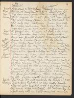 May Bragdon Diary, June 12, 1905 – June 16, 1905, p. 3