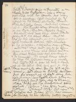 May Bragdon Diary, July 22, 1905 – July 25, 1905, p. 20