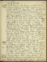 May Bragdon Diary, July 31, 1905 – August 4, 1905, p. 23