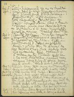 May Bragdon Diary, August 5, 1905 – August 22, 1905, p. 24