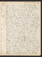May Bragdon Diary, August 11, 1905 – August 12, 1905, p. 25
