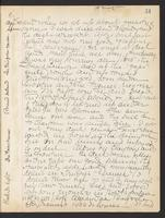 May Bragdon Diary, August 19, 1905 – August 20, 1905, p. 31