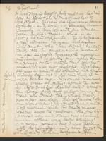 May Bragdon Diary, September 2, 1905 – September 3, 1905, p. 41