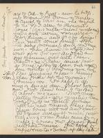 May Bragdon Diary, September 10, 1905 – September 11, 1905, p. 45