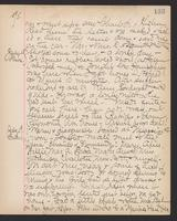 May Bragdon Diary, July 17, 1895 – July 19, 1895, p. 133