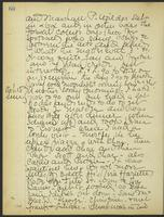 May Bragdon Diary, October 14, 1905 – October 15, 1905, p. 60
