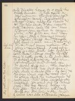 May Bragdon Diary, October 21, 1905 – October 22, 1905, p. 66