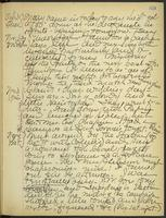 May Bragdon Diary, October 31, 1905 – November 4, 1905, p. 69