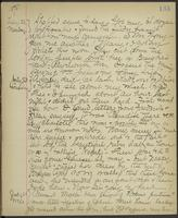 May Bragdon Diary, July 22, 1895 – July 24, 1895, p. 135