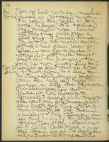 May Bragdon Diary, June 30, 1905 – November 25, 1905, p. 76