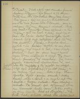 May Bragdon Diary, July 24, 1895 – July 25, 1895, p. 136