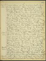May Bragdon Diary, March 10, 1906 – March 13, 1906, p. 105