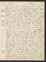 May Bragdon Diary, June 17, 1906 – June 22, 1906, p. 135