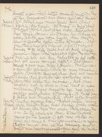May Bragdon Diary, July 22, 1906 – July 26, 1906, p. 149