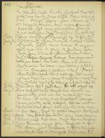 May Bragdon Diary, July 30, 1906 – August 3, 1906, p. 152