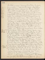 May Bragdon Diary, August 6, 1906 – August 8, 1906, p. 156