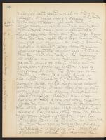 May Bragdon Diary, August 31, 1906 – September 1, 1906, p. 180