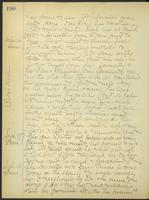 May Bragdon Diary, September 15, 1906 – September 18, 1906, p. 190