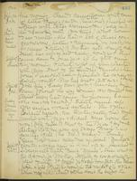 May Bragdon Diary, September 26, 1906 – September 29, 1906, p. 193