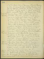 May Bragdon Diary, September 29, 1906 – October 4, 1906, p. 194