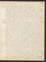 May Bragdon Diary, October 20, 1906 – October 21, 1906, p. 203