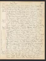 May Bragdon Diary, January 2, 1907 – January 6, 1907, p. 227