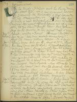May Bragdon Diary, January 9, 1907 – January 12, 1907, p. 229