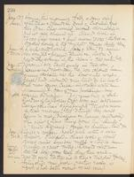 May Bragdon Diary, January 13, 1907 – January 16, 1907, p. 230