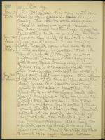 May Bragdon Diary, January 21, 1907 – January 24, 1907, p. 232