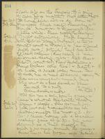 May Bragdon Diary, January 29, 1907 – February 2, 1907, p. 234